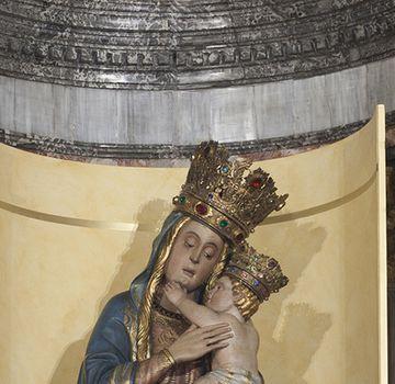 Funzioni religiose al Sacro Monte