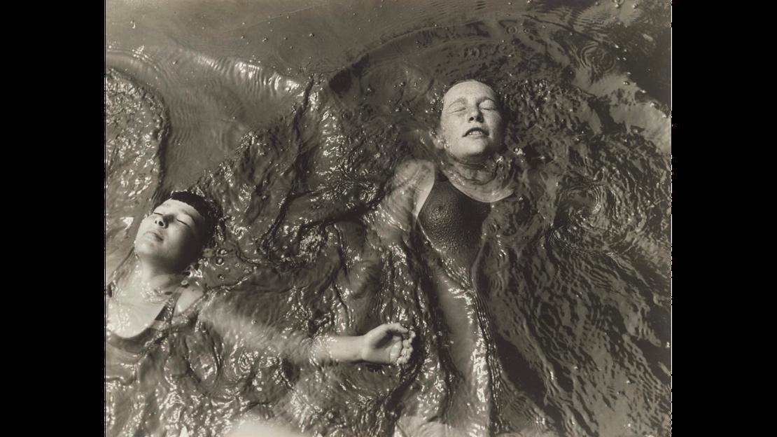 Kate Steinitz, American, Backstroke, 1930