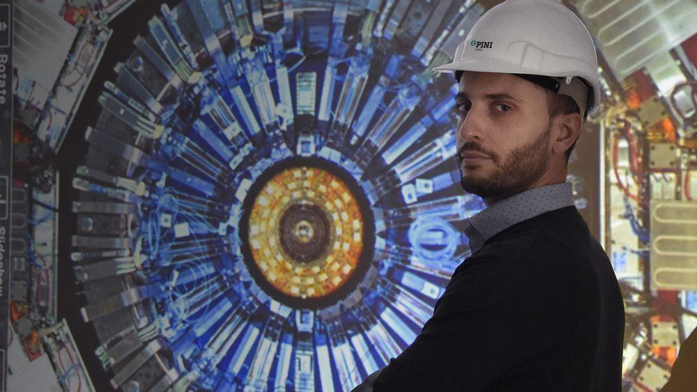 <p>Leiter der Sektion Underground Works Lugano, Pini Swiss</p>